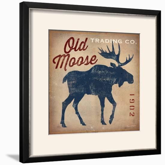 Old Moose Trading Co.-Ryan Fowler-Framed Photographic Print