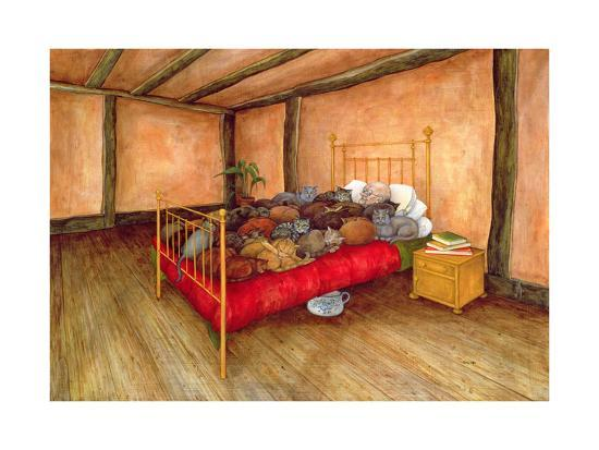 Old Mr Tombs, after George Orwell 'A Clergyman's Daughter'-Ditz-Giclee Print