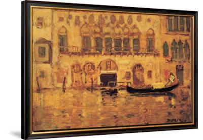 Old Palace, Venice-James Wilson Morrice-Framed Stretched Canvas Print