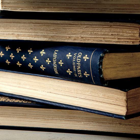 Old Paris Book-Marc Olivier-Photo