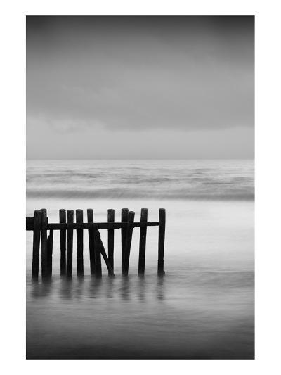 Old Pier I-Shane Settle-Art Print