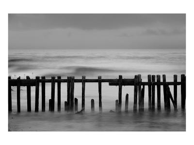 Old Pier II-Shane Settle-Art Print