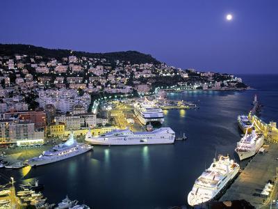 Old Port, Nice, Cote d'Azur, France-Demetrio Carrasco-Photographic Print