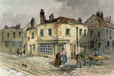 Old Pye Street, Westminster, 1849--Giclee Print