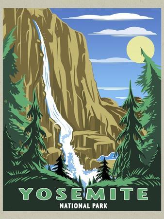 Yosemite National Park: Day