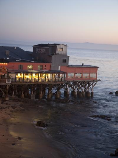 Old Restored Cannery in Monterey, California, United States of America, North America-Donald Nausbaum-Photographic Print