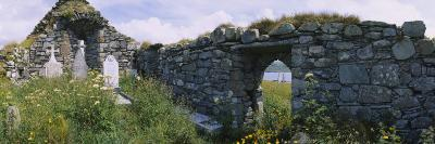 Old Ruins of a Church, County Kerry, Munster, Republic of Ireland--Photographic Print