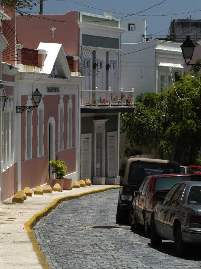 Old San Juan, Puerto Rico-Lauree Feldman-Photographic Print