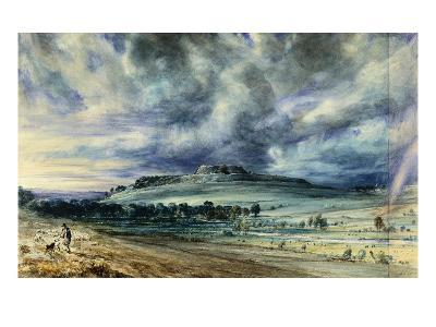 Old Sarum-John Constable-Giclee Print