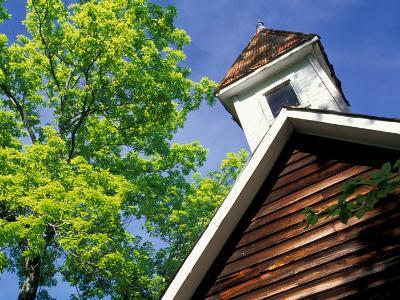 Old School House, Palisades Park, Alabama, USA-William Sutton-Photographic Print