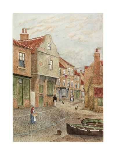 Old Shields-James Henry Cleet-Giclee Print