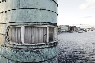 Old Sluice Tower, Knippelsbro, Christianshavn, Copenhagen, Denmark, Scandinavia-Axel Schmies-Photographic Print