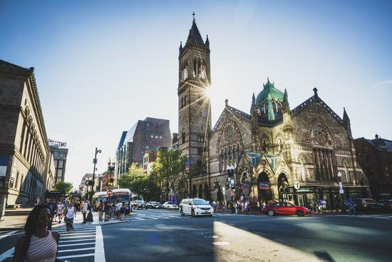 Old South Church, Boston, Massachusetts-Louis Arevalo-Photographic Print