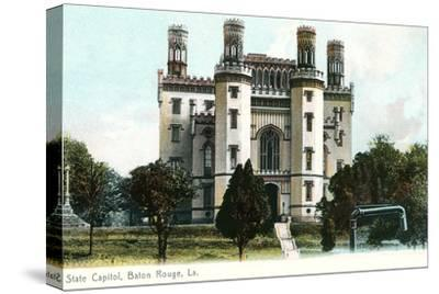 Old State Capitol, Baton Rouge