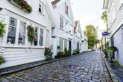 Old Stavanger (Gamle Stavanger), Rotaland-Amanda Hall-Photographic Print