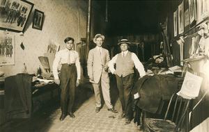 Old Time Tailor Shop