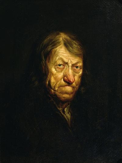 Old Tom Thumb, 1789-Thomas Barker of Bath-Giclee Print
