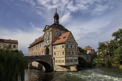Old Town Hall, Altes Rathaus, Bamberg, Germany-Jim Engelbrecht-Photographic Print