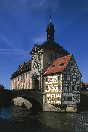 Old Town Hall or Altes Rathaus--Giclee Print