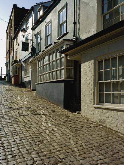 Old Town, Lymington, Hampshire, England, United Kingdom, Europe-David Hughes-Photographic Print