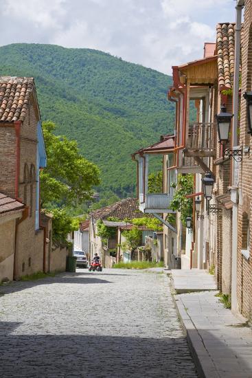 Old Town, Sighnaghi, Kakheti, Georgia-Michael Runkel-Photographic Print