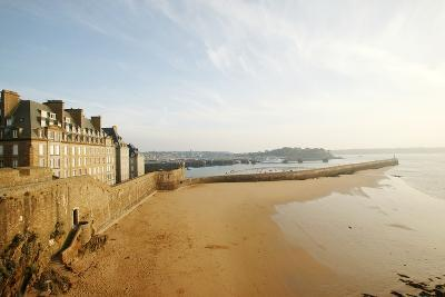 Old Town, St. Malo, France-Stefano Amantini-Photographic Print