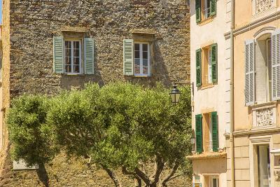Old Town, St. Tropez, Var, Provence-Alpes-Cote D'Azur, French Riviera, France-Jon Arnold-Photographic Print