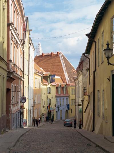 Old Town, Tallinn, Estonia, Baltic States, Europe-Harding Robert-Photographic Print