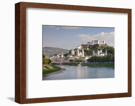 Old Town, UNESCO World Heritage Site-Markus Lange-Framed Photographic Print