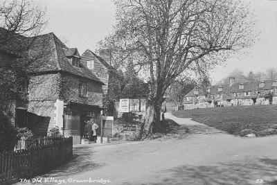 Old Village, Groombridge, East Sussex--Photographic Print