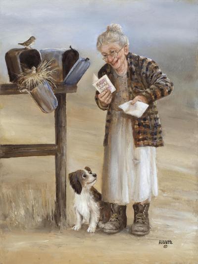 Old Woman-Dianne Dengel-Giclee Print