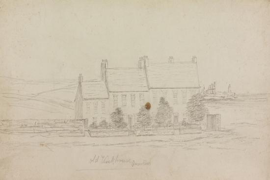 Old Workhouse, Ocean Road-James Henry Cleet-Giclee Print