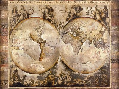 Old World-Edwin Douglas-Premium Giclee Print