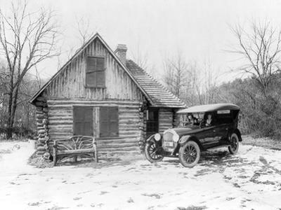 Oldsmobile Ad, 1920