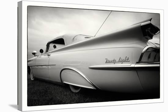 Oldsmobile Ninety Eight Convertible 1959 Stretched Canvas Print By