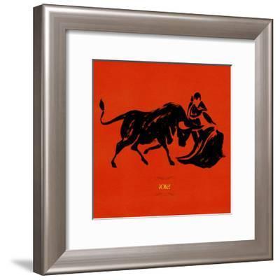 Ole 3-Stella Bradley-Framed Premium Giclee Print