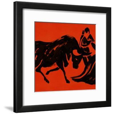 Ole 5-Stella Bradley-Framed Premium Giclee Print