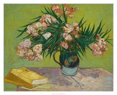 Oleanders-Vincent van Gogh-Giclee Print