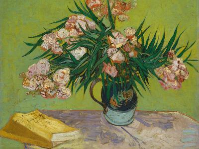 Oleanders-Vincent van Gogh-Art Print