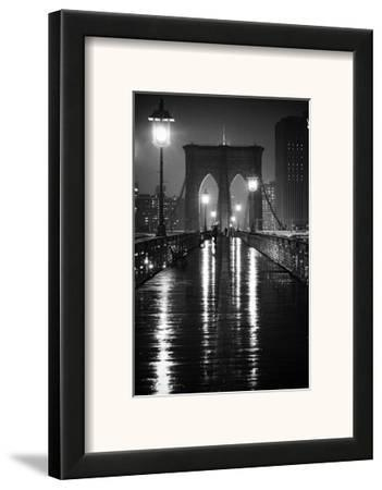 Brooklyn Bridge by Oleg Lugovskoy