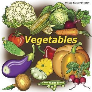 Vegetables by Olga And Alexey Drozdov