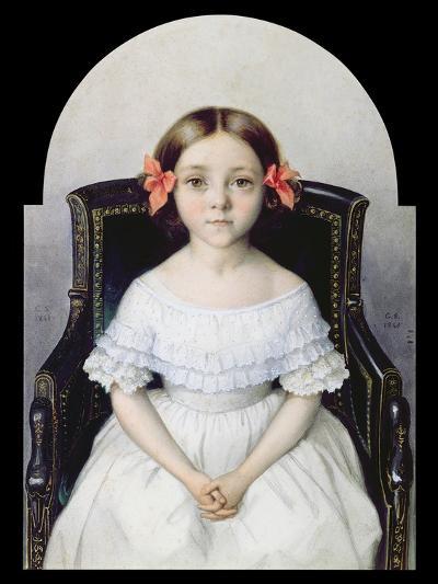 Olga de Simard de Pitray, 1841-Louis Gaston de Segur-Giclee Print