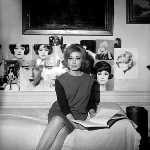 Olga Georges Picot (French Actress), 1962