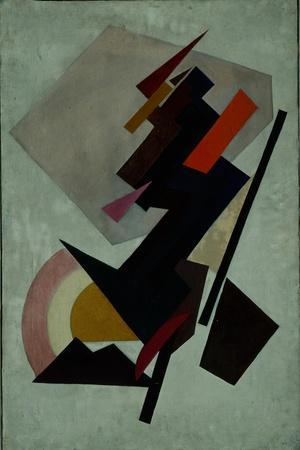 Abstracte Composition. (Suprematis), 1910S