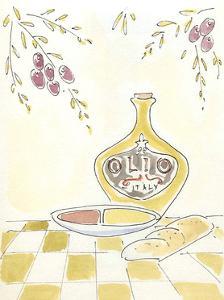 Olio della Cucina I