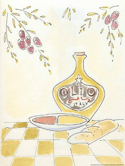 Olio Italy-Alan Paul-Art Print