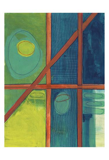 Olive House-Smith Haynes-Art Print