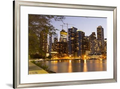 Olive Park-NjR Photos-Framed Giclee Print