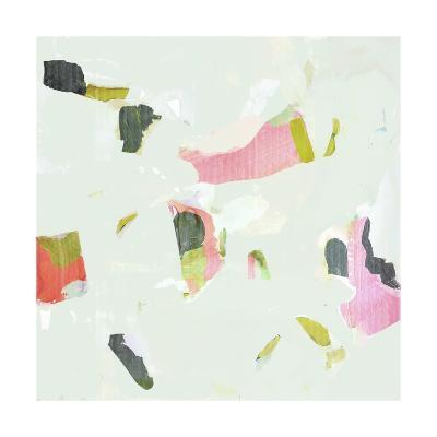 Olive Scatter II-Victoria Borges-Art Print