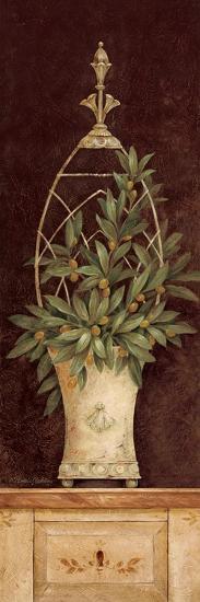 Olive Topiary II-Pamela Gladding-Premium Giclee Print